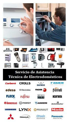 Reparación de Electrodomésticos El Sauzal tiene el mejor servicio de asistencia técnica en neveras